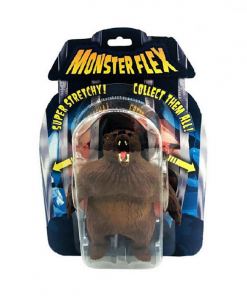 Figurina flexibila Monster Flex, Grizzly