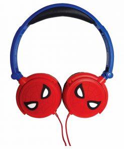 Casti audio cu fir pliabile, Spiderman