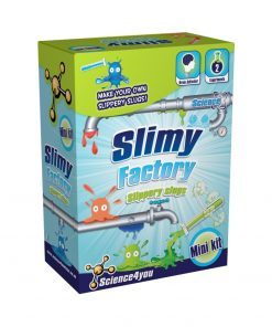 Joc educativ Science4you, mini kit fabrica de slime