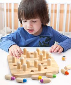 Brain game - joc sah memorie si dexteritate
