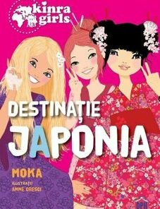 Kinra - Destinatie Japonia - Vol V/Moka