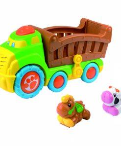 Camionul de la ferma - Jucarie muzicala