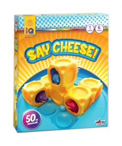 Joc educativ IQ Booster - Say Cheese
