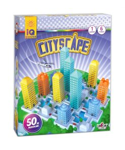 Joc educativ IQ Booster - Cityscape