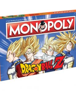 Monopoly - Dragon Ball Z (EN)