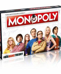 Monopoly - The Big Bang Theory (RO)