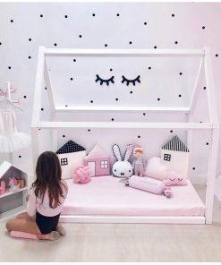 Pat Home Concept Mini Montessori, Alb