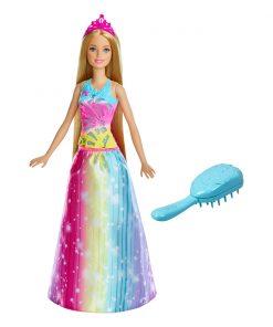 Papusa Barbie cu accesorii Dreamtopia