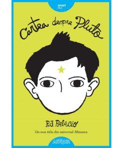 Carte Editura Arthur - Cartea despre Pluto, R.J. Palacio