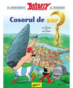 Carte Editura Arthur, Asterix 2. Asterix si cosorul de aur, Rene Goscinny, Albert Uderzo