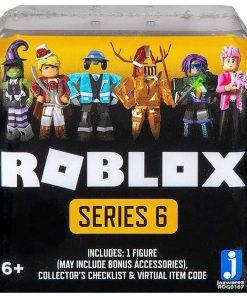 Figurina surpriza Roblox Celebrity S6
