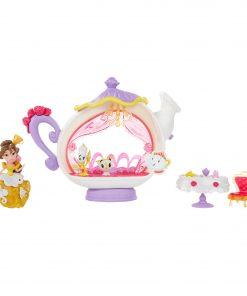 Set cu figurina Disney Princess Little Kingdom - Belle