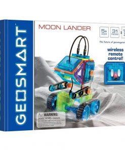 Set de construit GeoSmart: Moon Lander