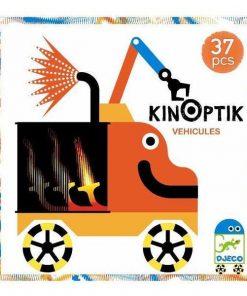 Set de construit Kinoptik - Vehicule - Djeco