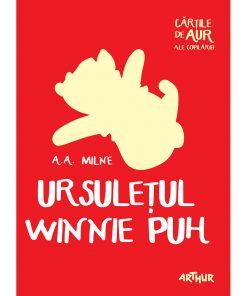Carte Editura Arthur, Ursuletul Winnie Puh (Cartile de aur 28), A.A. Milne