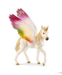 Unicorn curcubeu curbat manz sl70577