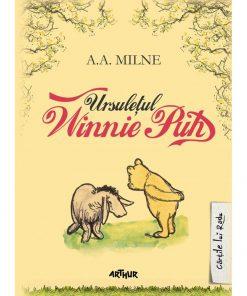 Carte Editura Arthur, Ursuletul Winnie Puh, A. A. Milne