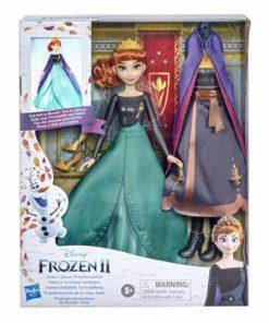 Papusa Frozen 2 - Transformarea Annei