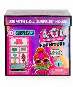 Papusa si accesorii L.O.L. SURPRISE! Furniture
