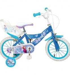 Bicicleta copii Frozen 12