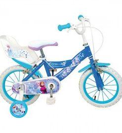 Bicicleta copii Frozen 14