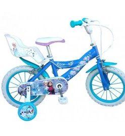 Bicicleta copii Frozen 16