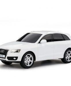 Masinuta cu telecomanda Rastar Audi Q5, Alb, 1:24