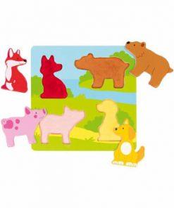 Puzzle Animale