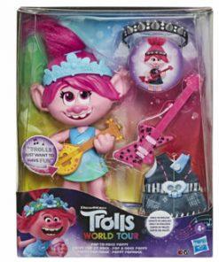 Trolls - Papusa Pop'n'Roll Poppy