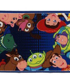 Covor Toy Story 80x120 cm - Viva, Multicolor 783580