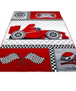 Covor Racer Red 160x230 cm - Ayyildiz Carpet, Rosu 1179053