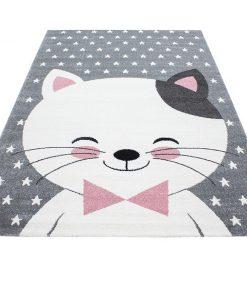 Covor Kitty Pink 160x230 cm - Ayyildiz Carpet, Roz 1179057