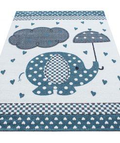 Covor Elephant Blue 120x170 cm - Ayyildiz Carpet, Albastru 1179042