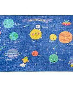 Covor Space 140x190 cm - Chilai, Multicolor 1188794