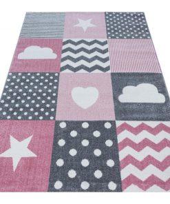 Covor Kids Pink 120x170 cm - Ayyildiz Carpet, Roz 1375119