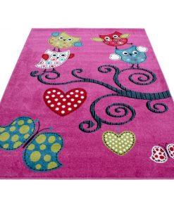 Covor Kids Lila 160x230 cm - Ayyildiz Carpet, Mov 1375130