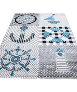 Covor Kids Grey 160x230 cm - Ayyildiz Carpet, Gri & Argintiu 1375133