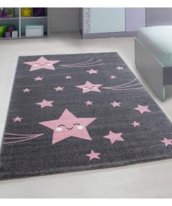 Covor Kids Pink 160x230 cm - Ayyildiz Carpet, Roz 1375138