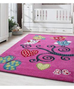 Covor Kids Lila 120x170 cm - Ayyildiz Carpet, Mov 1375108