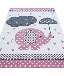 Covor Kids Pink 120x170 cm - Ayyildiz Carpet, Roz 1375112