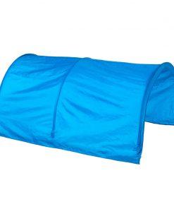 Cort pentru pat, 160 x 97 x 68 cm, 3 ani+, Albastru