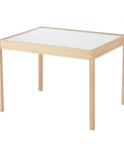 Masuta pentru copii Sinbo, 48 x 64 x 45 cm, lemn