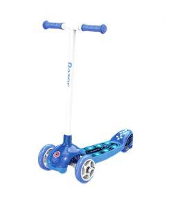 Trotineta pentru copii Razor Jr Lil Tek Scooter Blue, 3 ani+