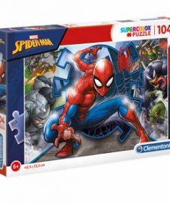 Puzzle Spiderman, 104 piese