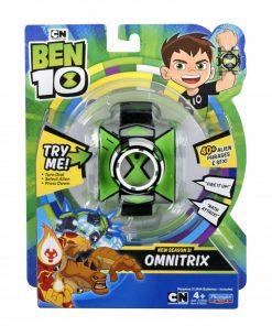 Jucarie interactiva Ceas Ben 10 Omnitrix, 4 ani+