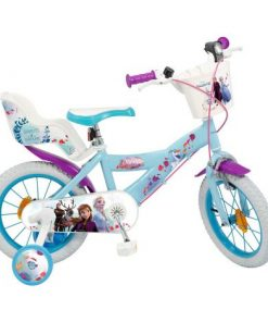 Bicicleta 14 Frozen 2
