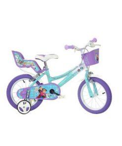 Bicicleta copii 14 - frozen