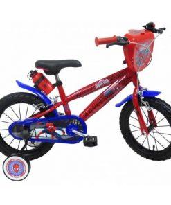 Bicicleta denver spiderman 14