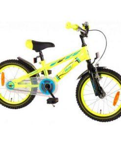 Bicicleta e-l electric neon 16 inch