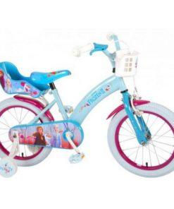 Bicicleta e-l frozen 16